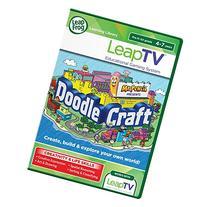 LeapFrog LeapTV Doodlecraft starring Mr. Pencil Educational
