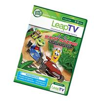 LeapFrog LeapTV Kart Racing: Supercharged! Educational,