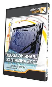 Learning Adobe Edge Animate CC - Training DVD
