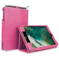 Snugg Leather Flip Stand Case for Apple iPad Mini and Mini 2