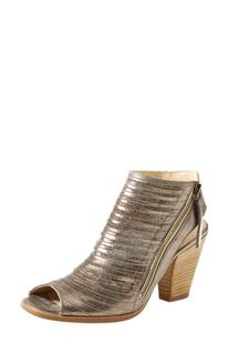 Women's Paul Green 'Cayanne' Leather Peep Toe Sandal, Size
