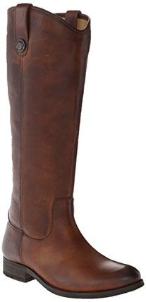 Women's Frye 'Melissa Button' Leather Riding Boot, Size 10