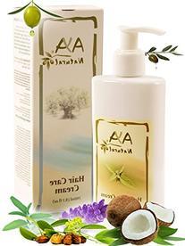 Leave-In Conditioner Hair Moisturizer Cream - Vegan Paraben
