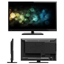 "Majestic 18.5"" Ultra Slim HD LED 12V TV w/DVD Player - Multi"