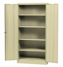 Sandusky Lee RTA7000-07 Putty Steel SnapIt Storage Cabinet,