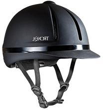 Troxel Legacy Schooling Helmet Small Black Duratec