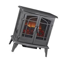 Pleasant Hearth Legacy Panoramic Electric Stove, Vintage