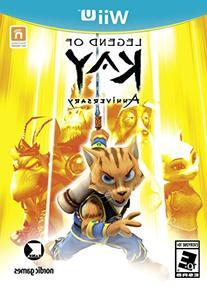 Legend Of Kay Anniversary Edition - Nintendo Wii U