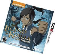 The Legend of Korra A New Era Begins - Nintendo 3DS