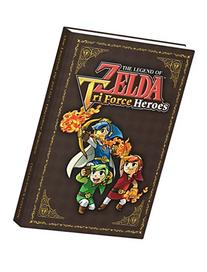 The Legend of Zelda: Tri Force Heroes Collector's Edition