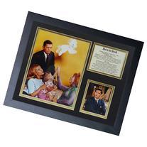 Legends Never Die Bewitched Framed Memorabilia