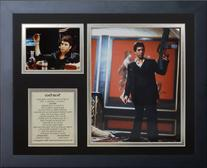 Legends Never Die Scarface III Framed Memorabilia