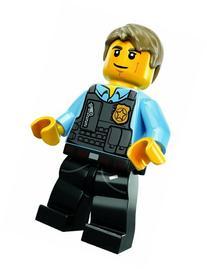 Lego City Undercover Minifigure