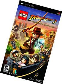 LEGO Indiana Jones 2: The Adventure Continues - Sony PSP