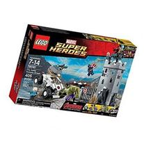 LEGO Marvel Super Heroes Avengers The Hydra Fortress Smash