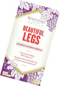 Reserveage - Beautiful Legs with Diosmin, Helps Promote