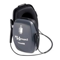 Howard Leight Leightning Black Behind Neck Protective