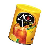 4C Lemon Iced Tea Mix, 25.1 oz