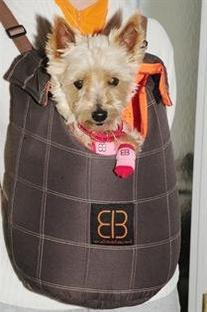 Petego LENIS PACK Front Carrier / Back Pack Small Animal Pet