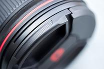77mm Lens Cap Center-Pinch, Extra Strong Springs, Made From