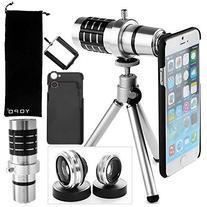 YOPO Camera Lens Kit for iPhone 6s / 6s Plus / 6 plus / 6