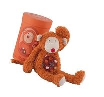 "Moulin Roty Les Zazous Monkey Plush 13"" Toy"