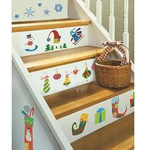 """RoomMates """"Let it Snow"""" P & S Wall Decals"""