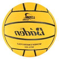 Baden Lexum Deluxe Rubber Water Polo Ball - Size 4