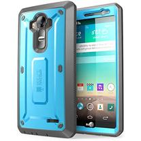 LG G4 Case, SUPCASE Full-body Rugged Holster Case with Built