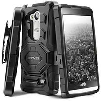 Evocel® LG Leon C40 / LG Tribute 2 Case  Dual Layer Rugged