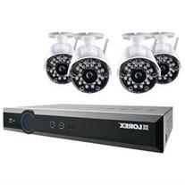 LOREX LH03081TC4W ECO Black Box 8-Channel Stratus DVR with 4