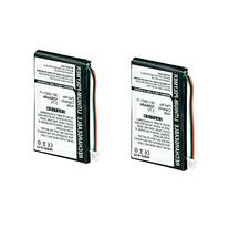 1250mAh Li-Polymer Replacement Battery for Garmin Nuvi 200,