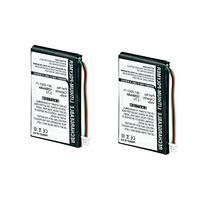 1250mAh Li-Polymer Replacement Battery for Garmin Nuvi 200,
