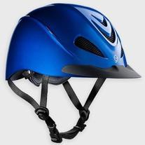 Troxel Liberty Schooling Helmet Large Cobalt