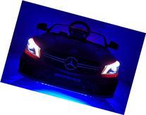 Licensed Mercedes CLA45 12V Kids Ride-On Car MP3 USB Player