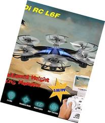 LiDi RC L6F 5.8 GHz FPV Real-time Positioned Height 4CH 6