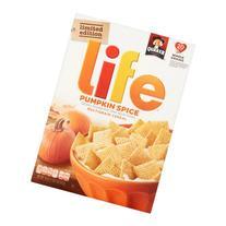 Quaker Limited Edition Life Pumpkin Spice Multigrain Cereal