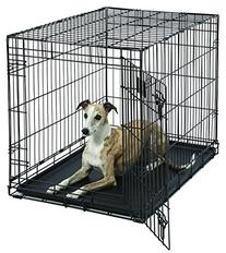 """Midwest 36"""" Life Stages Dog Crate"""