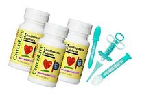 Child Life Toothpaste Tablets - 60 Tablets   with Medicine