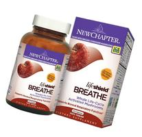 New Chapter LifeShield Breathe, 60 Capsules