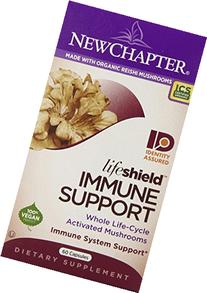 New Chapter LifeShield Immune Support - 60 ct