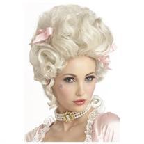 Light Blonde Marie Antoinette Wig for Costume