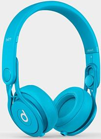 Beats Light Blue Mixr DJ On-Ear Headphones