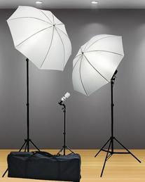 Fancierstudio Lighting Kit 3 Point Light Kit Fluorescent