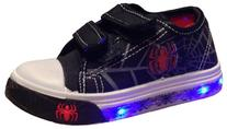 Kid's Lighted Casual Sneakers Boy's & Girl's Athletic Tennis