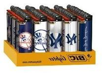 Bic Lighters NY Yankees