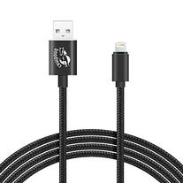 iPhone Cable, Cambond 10ft Long Durable Braided iPhone Cable