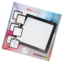 Lightpad Pro 1200 Led Light Box W/ 2 Padpucks-12X12