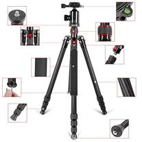 "Neewer Carbon Fiber 66""/168cm Lightweight Portable Camera"
