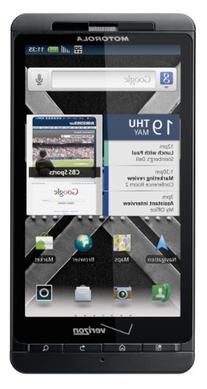 LIKE NEW VERIZON MOTOROLA DROID X2 MB870 8MP BLACK PHONE